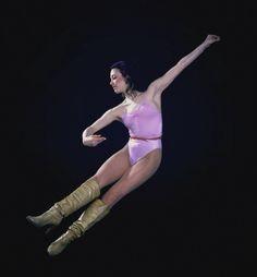 Bebe Neuwirth in Dancin' (1982).