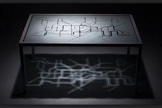 Lontoon metro pöytä
