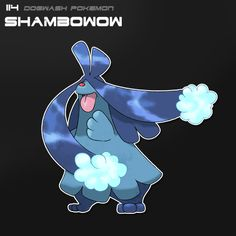 114: Shambowow by SteveO126.deviantart.com on @DeviantArt