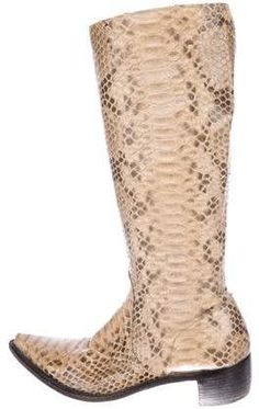 2b248632c47e Jessica Simpson Havrie Knee High Boot. Aleksandra Tomczak · Fashion - Shoes  · Rocio Snakeskin Mid-Calf Boots Mid Calf Boots