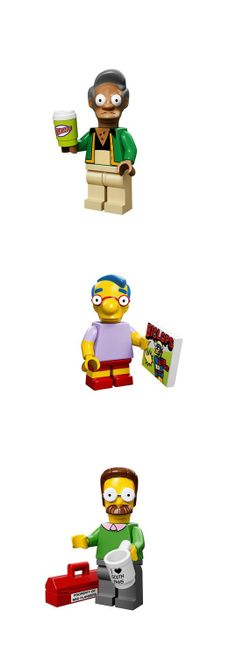 New characters are coming to the Lego Simpsons house set.