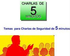 SGSST   Charlas de 5 minutos