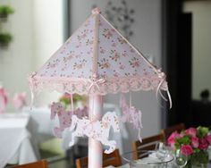 Pink Carousel Themed Christening Party by Le Petit Party Vintage Birthday Parties, Carousel Birthday, Christening Party, Baby Girl First Birthday, Diy Paper, Paper Crafts, Event Styling, Party Themes, Party Ideas