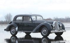 1947 Talbot-Lago T-26 Record Sedan
