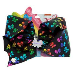 Refashions – Clothing Looks Claire's Jojo Bows, Jojo Siwa Bows, Tween Fashion, Diy Fashion, Jojo Fashion, Fashion Ideas, Claires Bows, Jojo Siwa Hair, Rainbow Bow