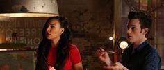 Naya Rivera sera dans la saison 6 de #Glee et #ChrisColfer revient sur le hacking de son Twitter