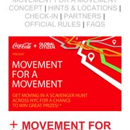 Coca-Cola is the latest brand to prove that the mobile check-in fad may not be over yet, with a new campaign that drives awareness and funds for ten nonprofits in New York.