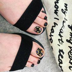 Los MEJORES Diseños de Uñas Decoradas para Pies 2018 / 2019 Pretty Toe Nails, Cute Toe Nails, Cute Toes, Pretty Toes, Toe Nail Art, Mani Pedi, Manicure And Pedicure, Feet Nails, Toe Nail Designs