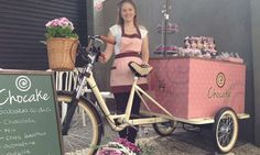 cupcake business on bike - Buscar con Google