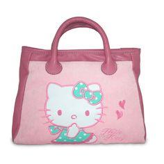 Bolso neceser cartera Pink Hello Kitty - http://regalosoutletonline.com/tienda/hello-kitty/bolso-neceser-cartera-pink-hello-kitty