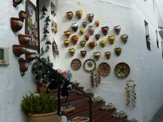 Craft Shops in Mijas, Spain Mijas Spain, Drupal, Craft Shop, Spain Travel, Travel Photos, Countries, Travel Destinations, Shops, Decor Ideas