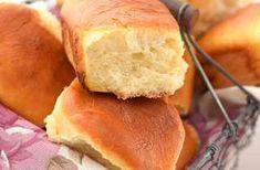Bułeczki super puszyste - na co dzień i od święta Polish Recipes, French Food, Preserves, Cornbread, Food And Drink, Cheese, Cookies, Baking, Ethnic Recipes