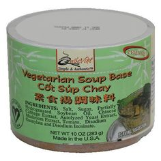 Quoc Viet Foods Vegetarian Soup Base, 10 oz