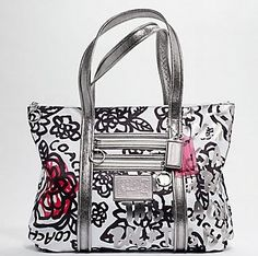 my first ever coach bag...she will always be loved !!