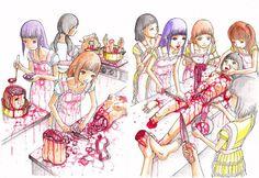 Ilustraciones que sólo las personas más perversas comprenderán | Cultura Colectiva - Cultura Colectiva