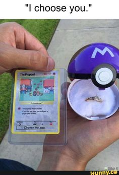 If someone proposes to me like this I'm gonna die