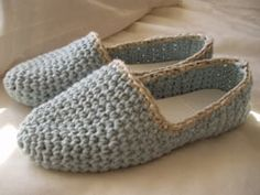 free crochet mens slipper pattern | How To Crochet Slippers | All For Crochet