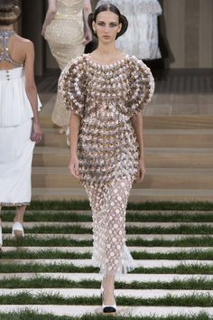 Runway Report: Chanel Spring 2016 Couture | Olivia Palermo