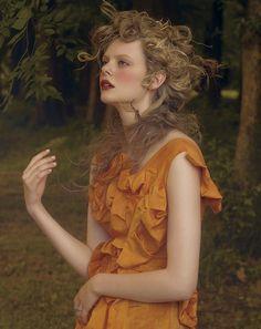 頬、瞳、唇で誘惑する「レ・メルヴェイユーズ ラデュレ」の秋/スペシャル/ファッション、ブランド、モードの情報満載「SPUR.JP」