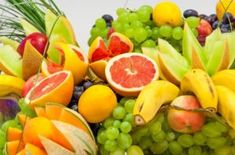 7 Yummy and Healthy Mood-Boosting Foods via Her Campus Temple (By: Jen Morgan) Fruit And Veg, Fruits And Vegetables, Fresh Fruit, Fruit Water, Fruit Recipes, Healthy Recipes, Healthy Foods, Juice Recipes, Water Recipes
