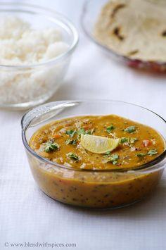 Gujarati Khatti Meethi Dal #Recipe ~ Gujarati Recipes | Indian Cuisine