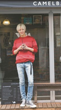 160728「Hanako」No.1115 issue official App preview #Shinee #Taemin