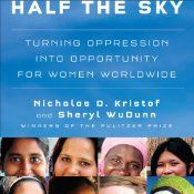 Half the Sky: Turning Oppression into Opportunity for Women.: Half the Sky: Turning Oppression into Opportunity for Women… Half The Sky, Recorded Books, Women In History, Used Books, Oppression, Nonfiction, Audio Books, This Book, Opportunity