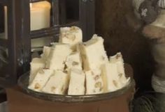 White Chocolate Fudge :: Ohio Amish Country Recipes