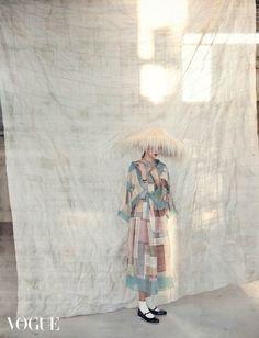 Korean Fantasy: Soo Joo Park by Koo Bohn Chang for Vogue Korea January 2016 - Chanel Resort 2016 Chanel Resort, Arte Fashion, Editorial Fashion, Md Fashion, Magazine Editorial, High Fashion, Fashion Photography Inspiration, Editorial Photography, Lifestyle Photography
