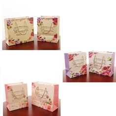 10 pieces Multi-Paper Wedding Party Bags16092310