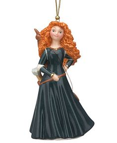 Lenox Christmas Ornaments, Brave Merida