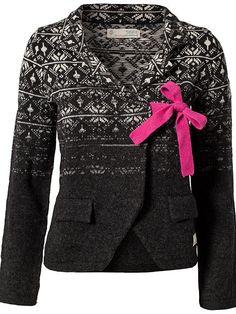 Lovely Knit Jacket - Odd Molly - Ash - Jumpers & Cardigans - Clothing - Women - Nelly.com Uk