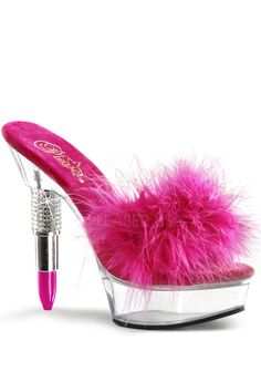 Platform High Heels, High Heel Boots, Shoe Boots, Platform Mules, Pin Up Shoes, Me Too Shoes, Marilyn Monroe Shoes, Thing 1, Everything Pink