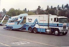 1982 Atlas Van Lines in Seattle