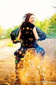 dirt bike engagement pictures - Google Search