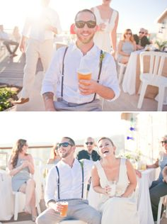 Dustin really likes the feel of this look, both for the grooms outfit and for the whole wedding (rustic beach surf wedding michelle sullivan knotty bride blog_035)