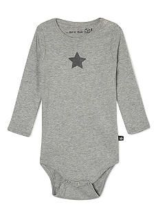 MOLO Foss cotton baby-grow 3-24 months