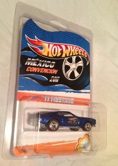 Hot Wheels 71 Mustang Mexico Convention 2011 2/25