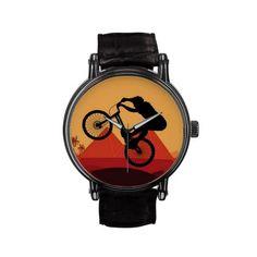 Mountain Bike - Watch