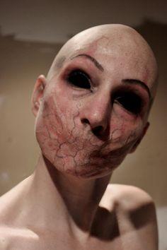 creepy makeup - Imgur