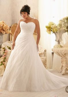 Modern 19 Plus Measurement Wedding ceremony Clothes-For Our Curvy Women