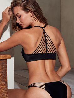 Picture of Josephine Skriver Vs Lingerie, Jolie Lingerie, Lingerie Outfits, Pretty Lingerie, Beautiful Lingerie, Women Lingerie, Sexy Bikini, Bikini Girls, Bikini Swimwear