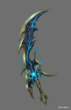 Anime Weapons A good sword 4 a son Zeus Ninja Weapons, Anime Weapons, Fantasy Sword, Fantasy Rpg, Espada Anime, Sword Drawing, Cool Swords, Sword Design, Medieval Weapons