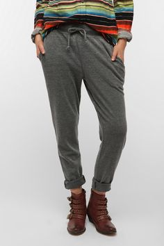 BDG Tapered High-Rise Lounge Pant  #UrbanOutfitters
