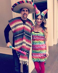 Homemade Mexican Dress