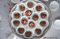 cokoladove trufle alebo pralinky