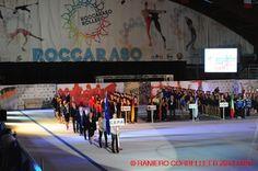 Roccaraso: al via i Campionati Europei di pattinaggio artistico a rotelle #sport #abruzzo