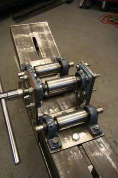 homemade metal bending machine ile ilgili görsel sonucu