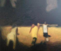 Painting blur photographs