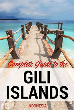 Our complete guide to things to do in the Gili Islands and Gili Trawangan Ps: on the way back from this gorgeous island with the bestie. It was such an amazing placeeee!